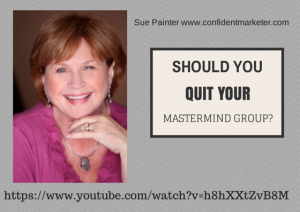 Time to Quit Mastermind Groups?