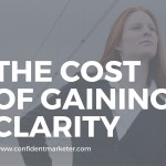 The Cost of Gaining Clarity