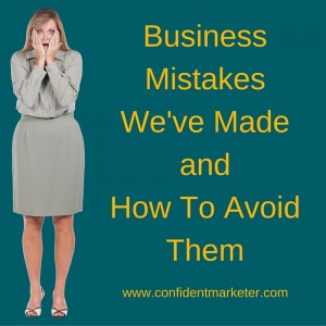Business Mistakes and Trends