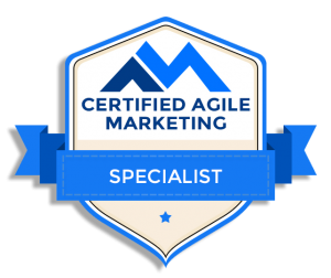 Certified Agile Marketing Specialist Badge