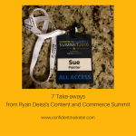 7 Trends and Takeaways about Marketing from Ryan Deiss's Content and Commerce Summit