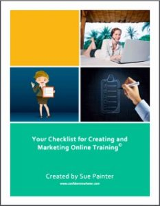 http://confidentmarketer.com/checklist-how-to-create-and-market-an-online-course/