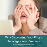 discounting prices