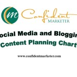 Content Planning Chart