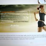Publix snail mail ad campaign