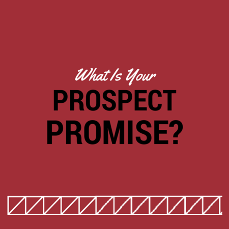 what is your prospect promise