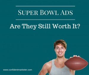 super bowl ad effectiveness