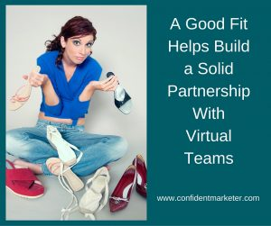 build a solid partnership