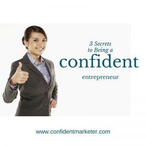 confident entrepreneur