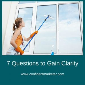 gain clarity in your business