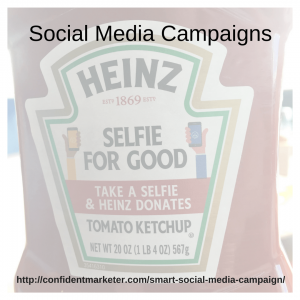 social media campaign Heinz Ketchup