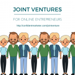 Joint Ventures for Online Entrepreneurs