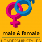 leadership styles male and female