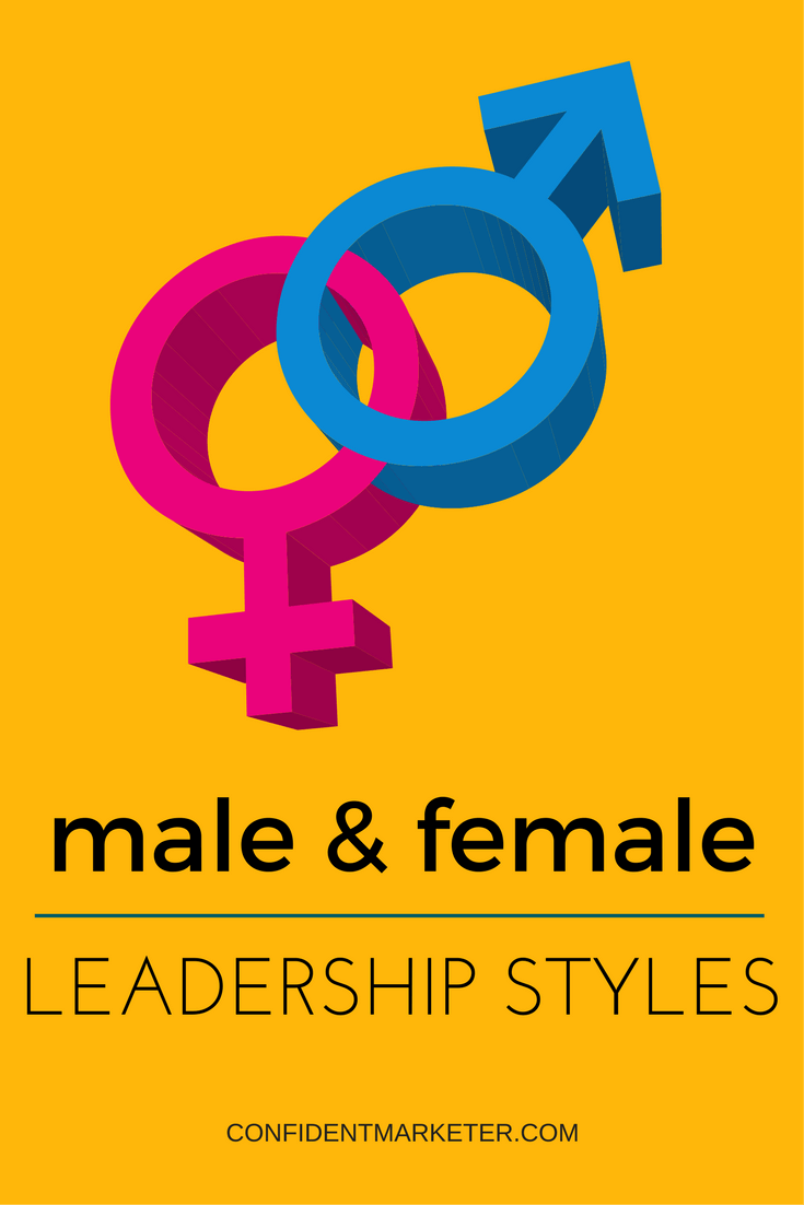 Male And Female Leadership Styles  One Shocking -6683