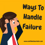 how to handle failure