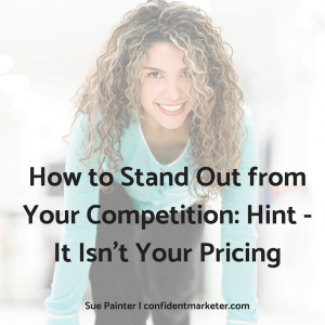 how to stand out from competition