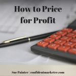 how to set your prices for profit