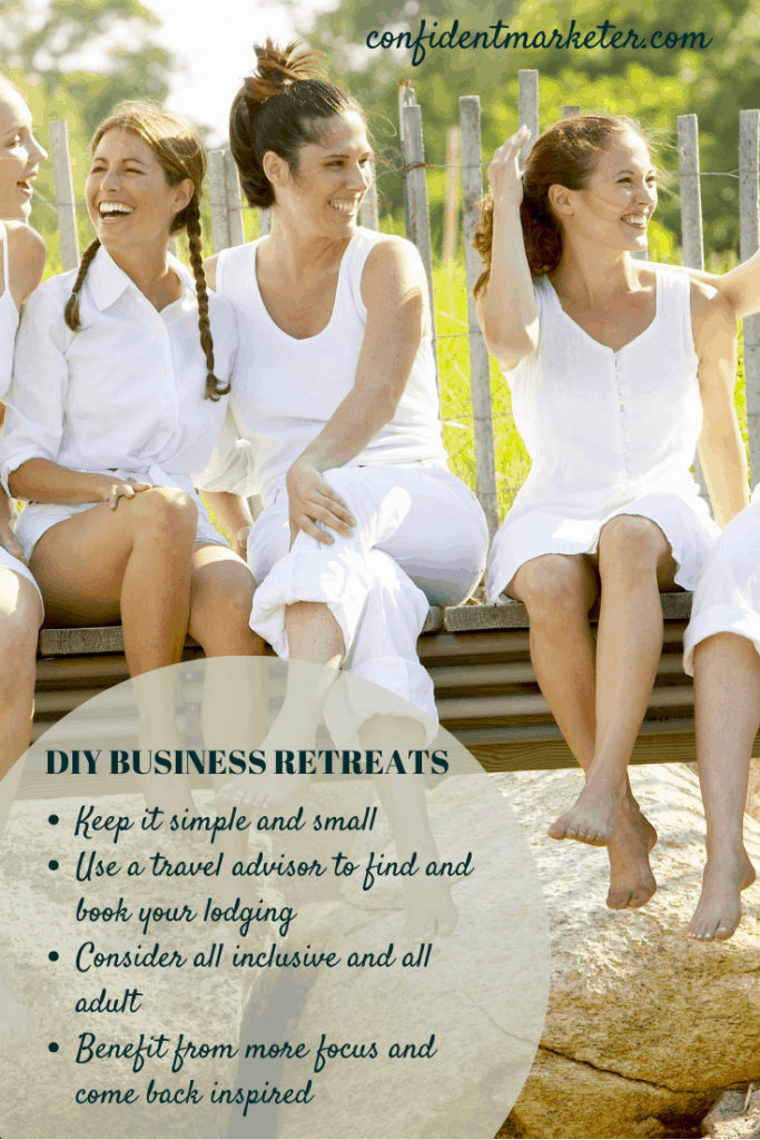 do-it-yourself business retreats