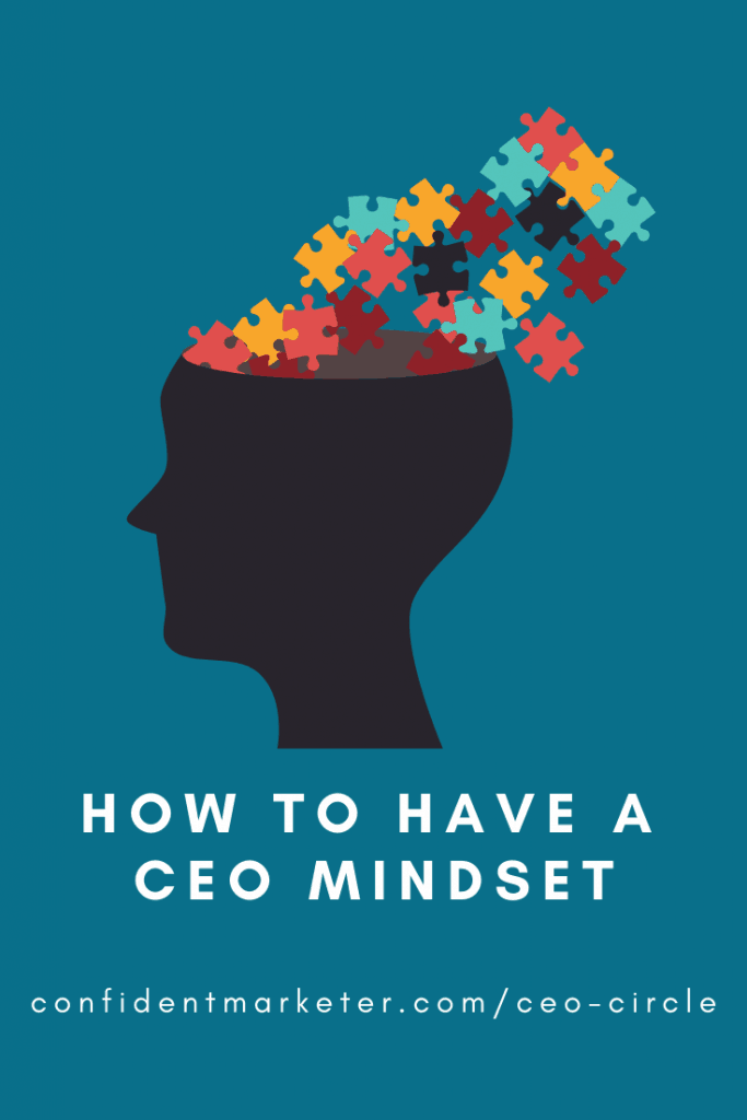 developing a CEO mindset
