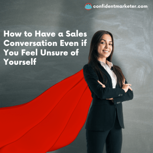how to have a sales conversation