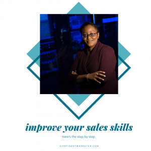 improve your sales skills