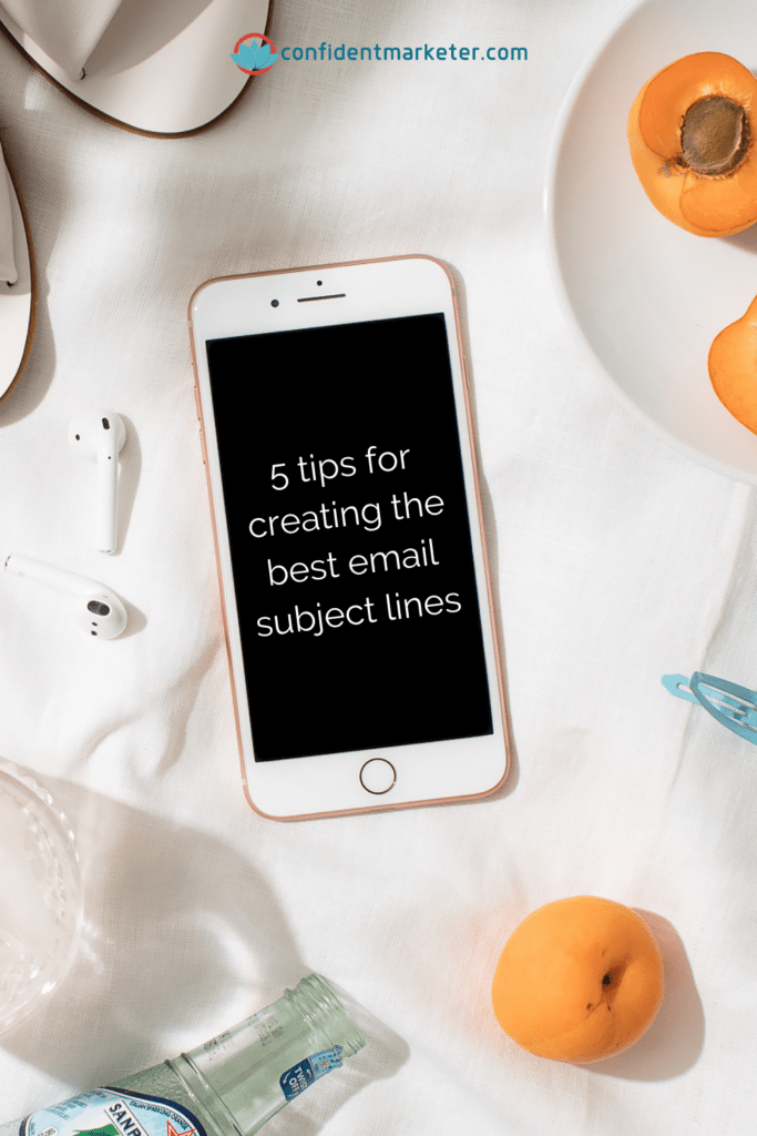 5 tips for creating the best email subject lines