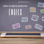 graphic how to write effective emails