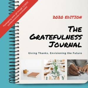 2020 Gratefulness Journal photo