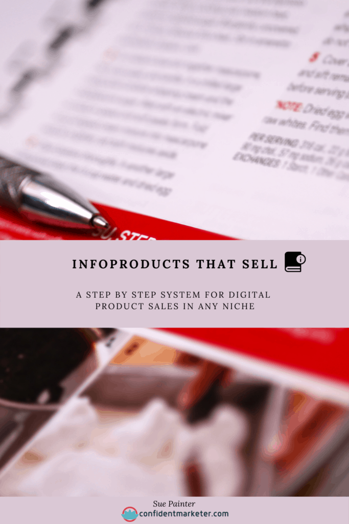 how to create an information product that sells